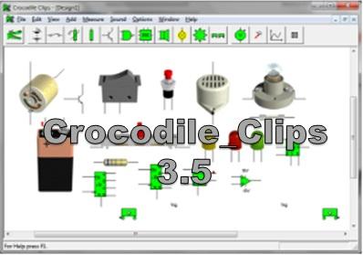 Descargar Crocodile Clips v 3.5