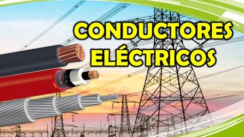 conductores o cables electricos